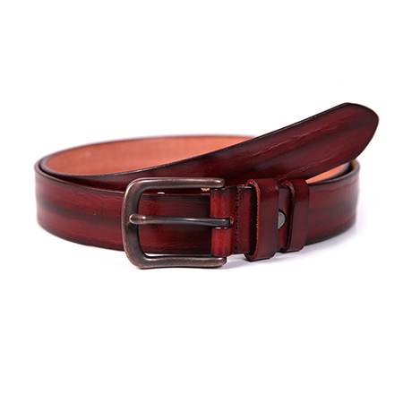 32mm Italy Leather Belt
