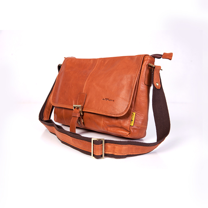 American Leather Sling Bag