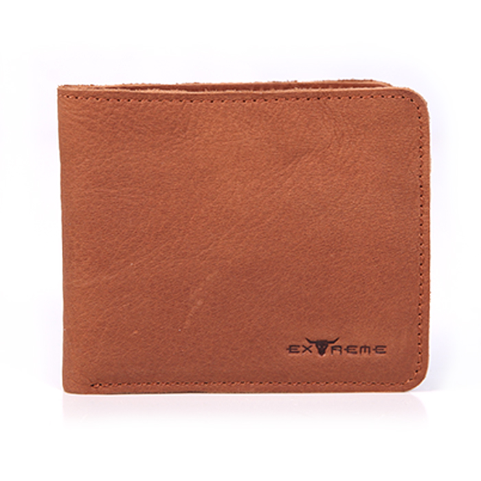 Nubuck Full Leather Wallet