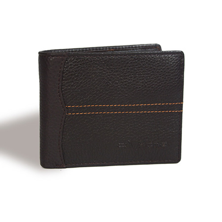 Extreme Leather Short Bifold Wallet