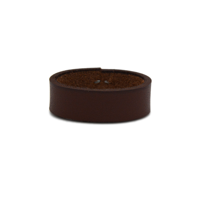 Leather Belt Ring (35mm)