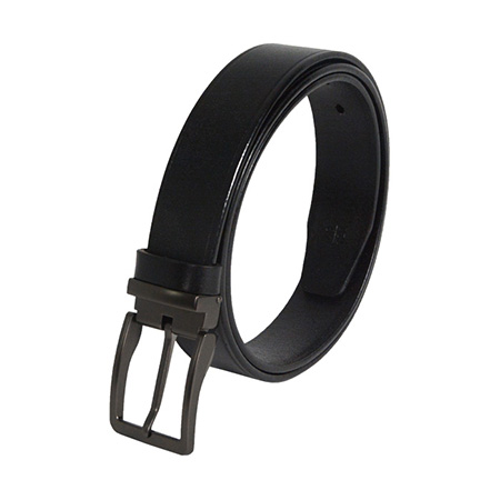 Classic Formal Leather Belt