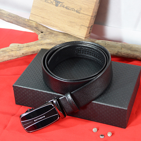 Extreme Classic 35mm Leather Auto Belt