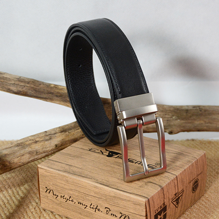 Extreme Classic 35mm Leather Reversible Belt