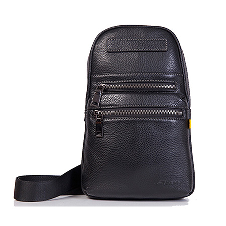 Leather Backpack with Single Strap