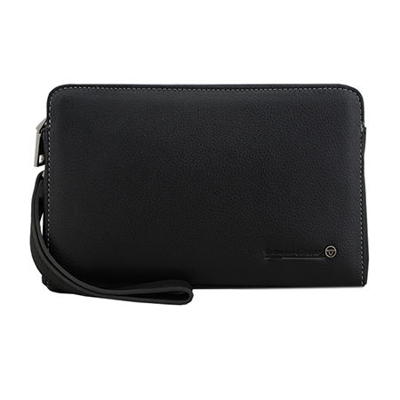 Extreme Leather Clutch Bag