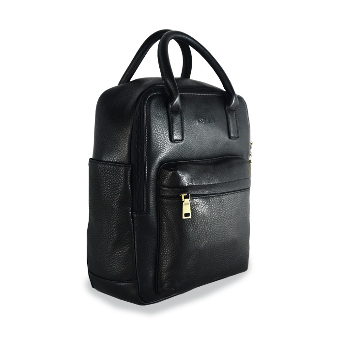 Leather Backpack (Document)
