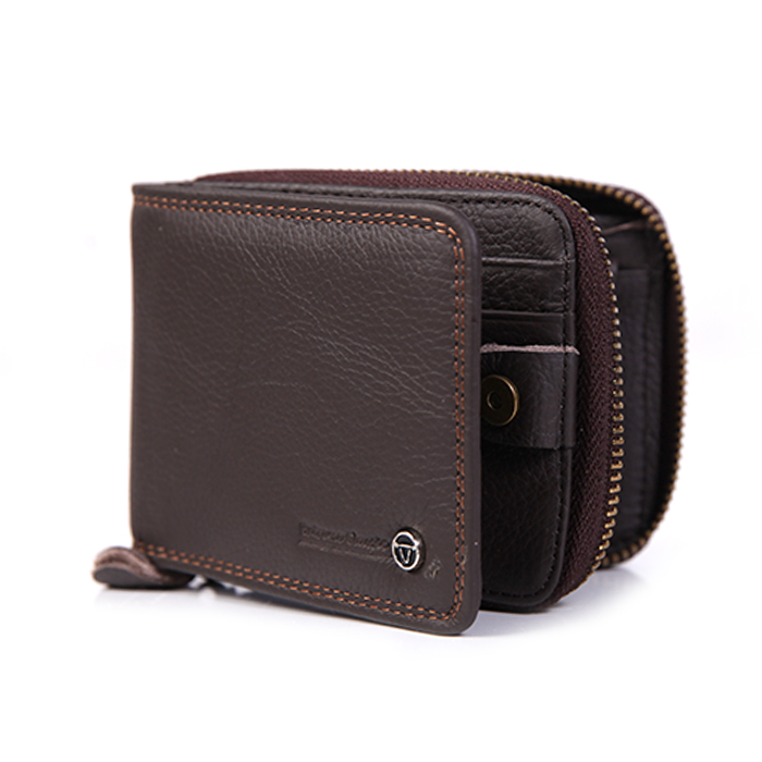 Men Zip around Wallet