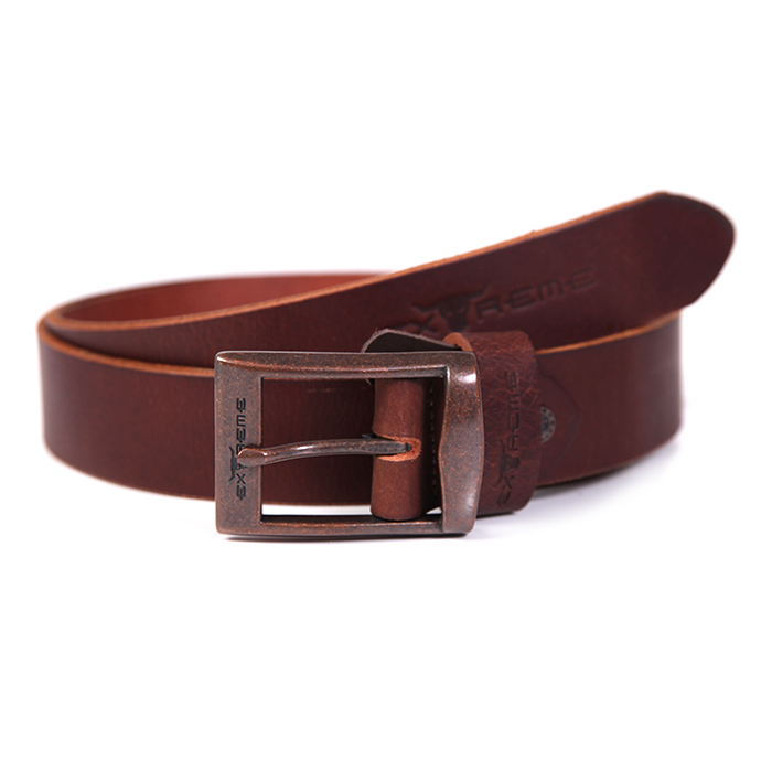35mm Argentina Leather Belt