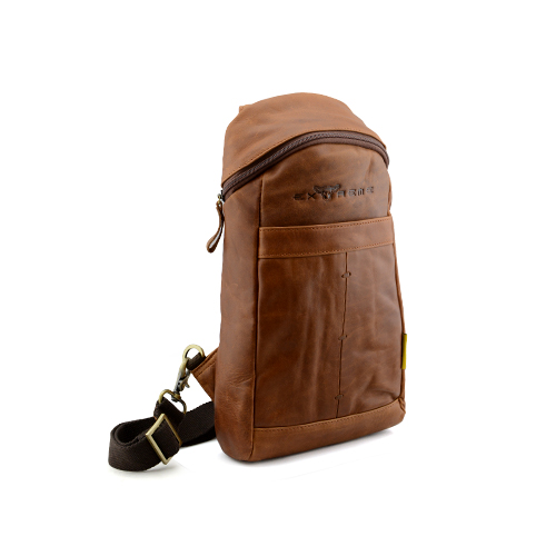 Vintage Single Strap Backpack