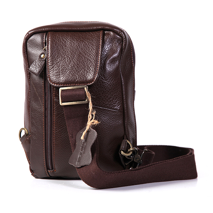 Leather Chest Pack
