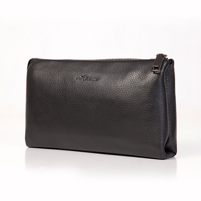 Leather Clutch