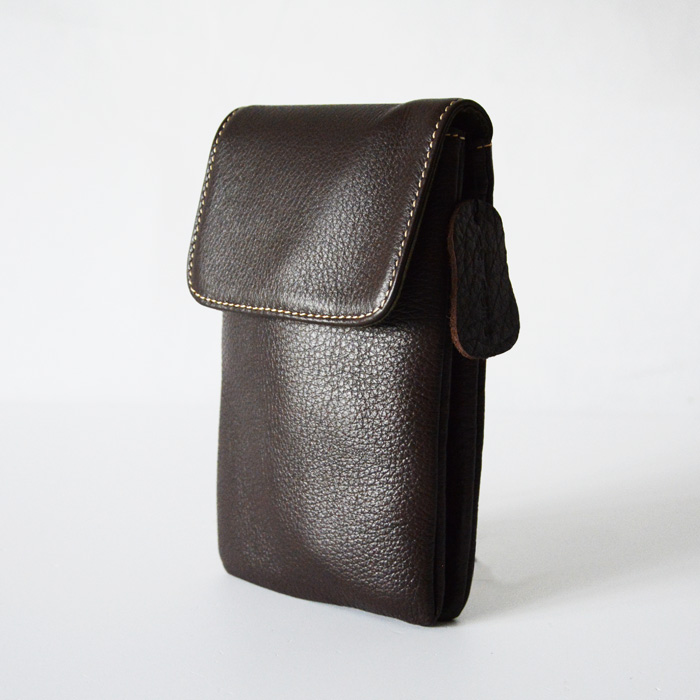 Leather Sling Pouch