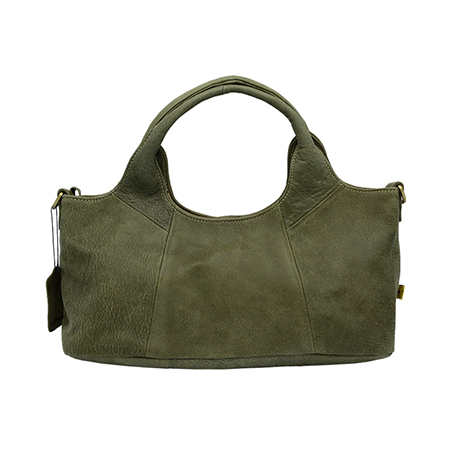 Extreme Leather Hobo Bag (iPad Mini)