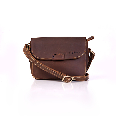 Leather Sling Bag