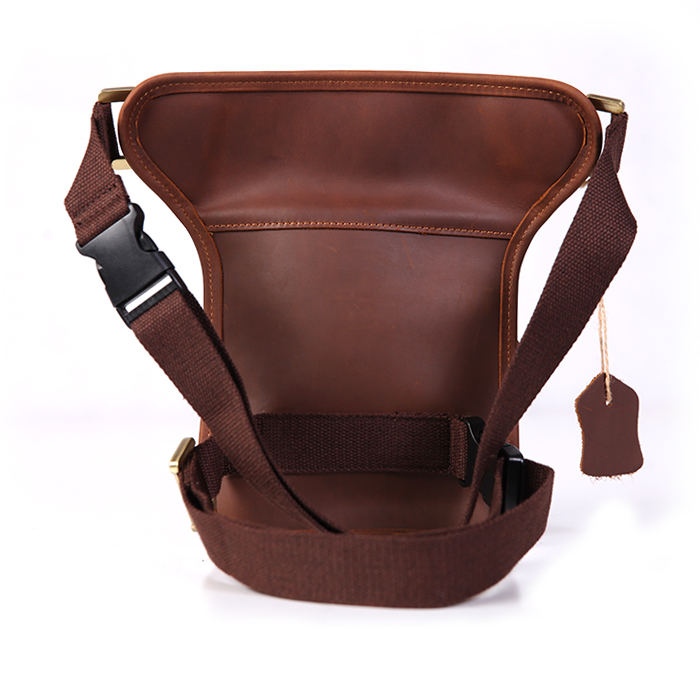 Leather Thigh Pouch