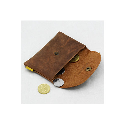Leather Coin / Card Case