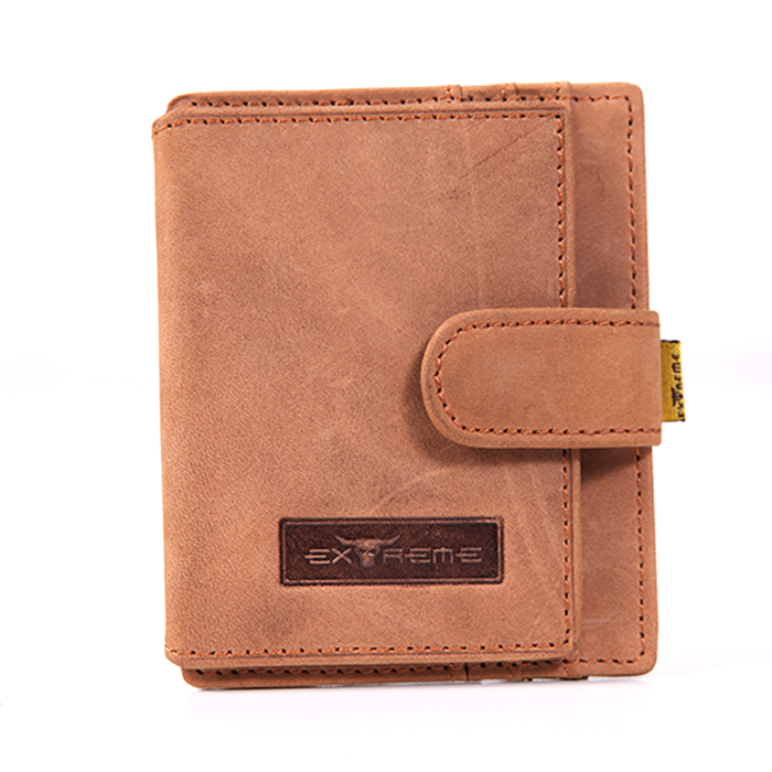 American Leather Card Holder
