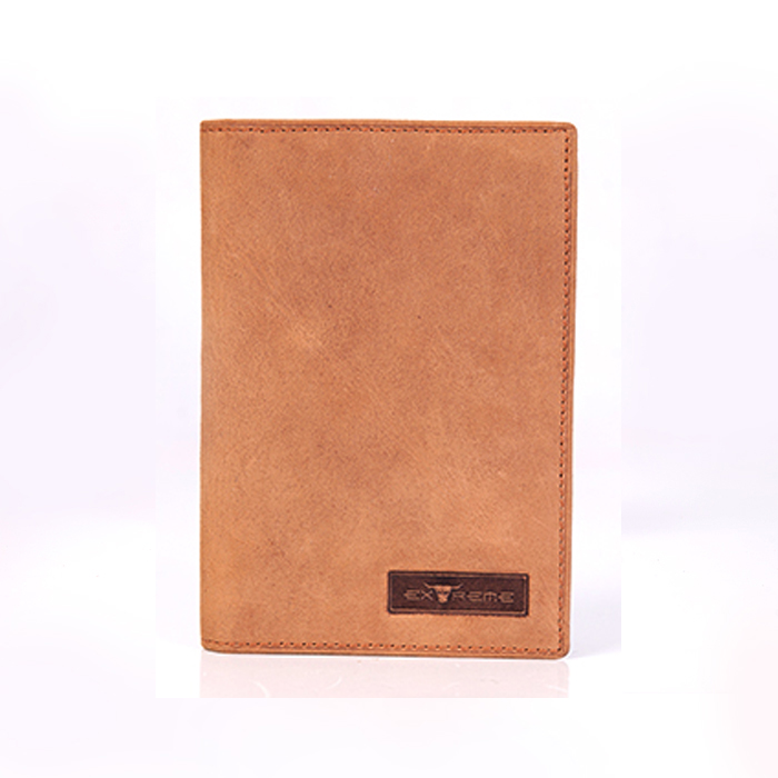 American Leather Passport Holder
