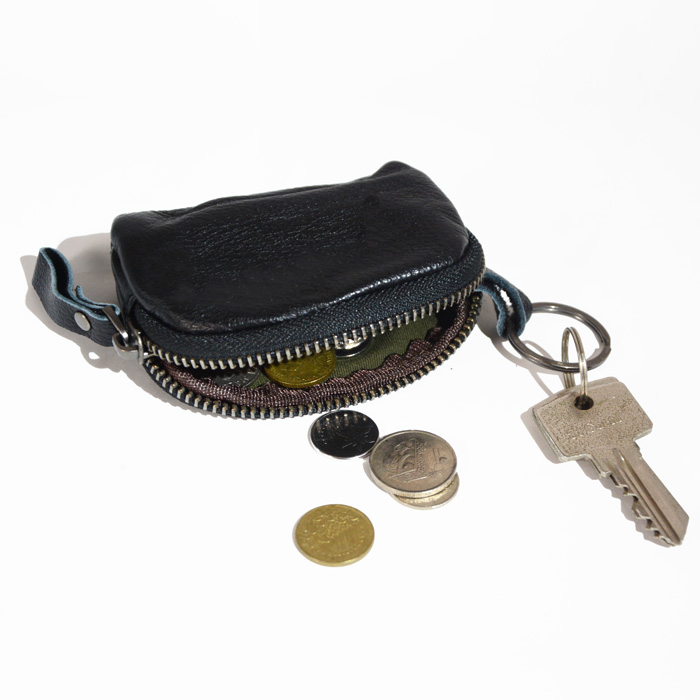 Soft Leather Coin Purse