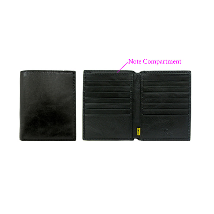Extreme American Leather Passport Wallet