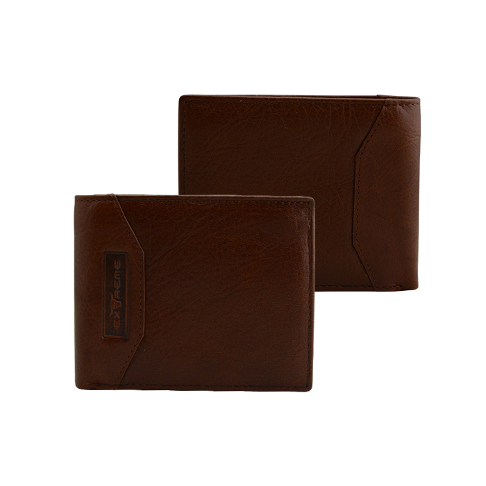 Extreme Genuine Leather Short Wallet