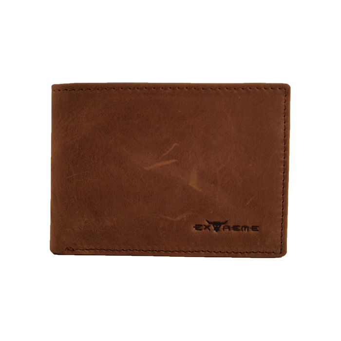 Extreme Rugged American leather Wallet