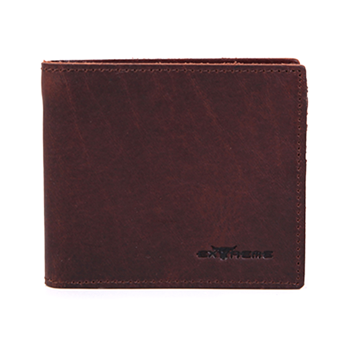 RFID w/o Hole American Leather Wallet