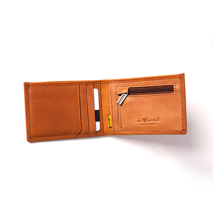 American Leather Card Wallet