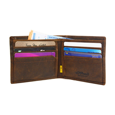 Energy Leather Wallet