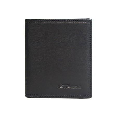 Energy Leather Card Wallet with RFID Blocking