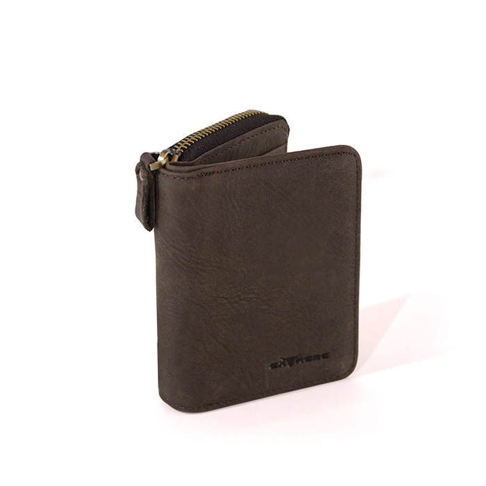 Leather Fullzip Wallet