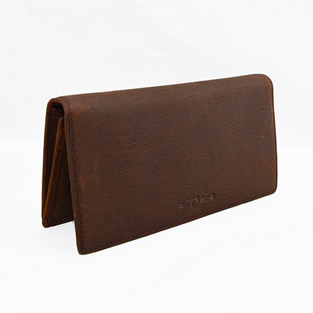 Extreme RFID Leather Long Wallet