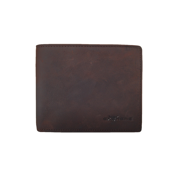 Leather Bifold Wallet with RFID