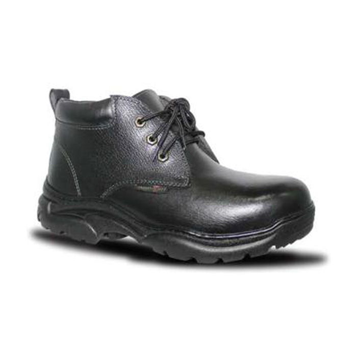 Lace Up Standard Safety Shoes