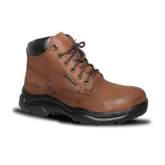 Lace Up Normal Safety Shoes